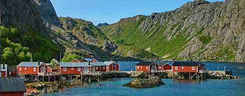 Nusfjord - Vedvika