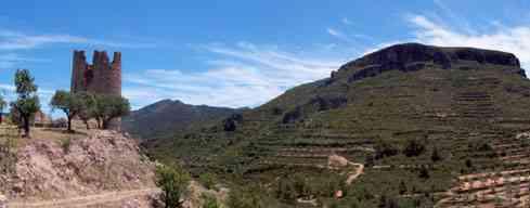 Castillo de Almonecir