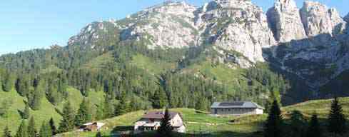 Refugio de Boz - Croce d'Aune