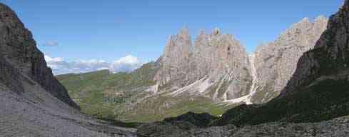 Passo Garneda - Passo Fedaia