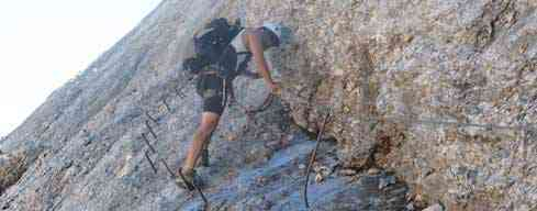 Passo Fedaia - Refugio Contrin