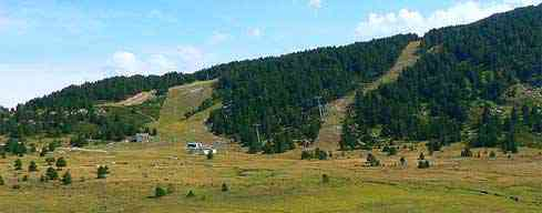 Valle de Angostrina - Lago de Les Bulloses