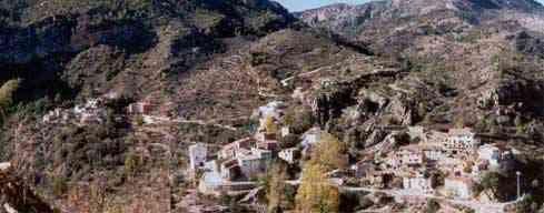 Castillo de Villamalefa - Cedramán