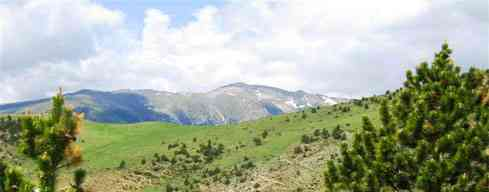 Del Pirineo al Montseny