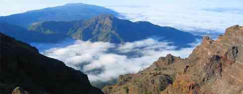 Parque Nacional Caldera de Taburiente (La Crestería)