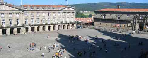 Lavacolla - Santiago de Compostela