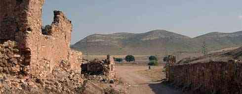 Cortijo del Fraile - Montano - Hornillo