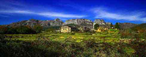 Valls de Sant Iscle i del Vallac