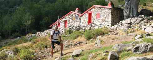 Vizzavona - Refugio de Campanelle