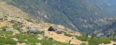 Refugio de Manganu - Refugio de Pietra Piana
