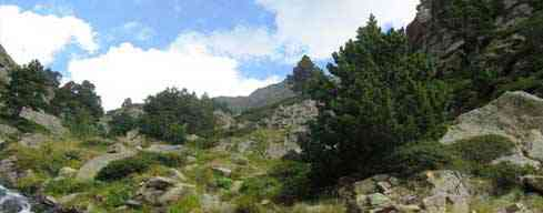 La Vall d´Incles i l´Estany Primer