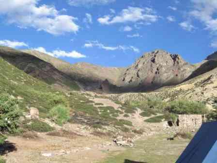 Sumdo a Campo Base del Dung Dung La