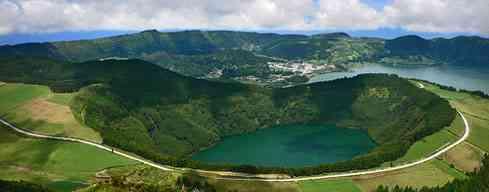 Lago Azul - Sete Cidades