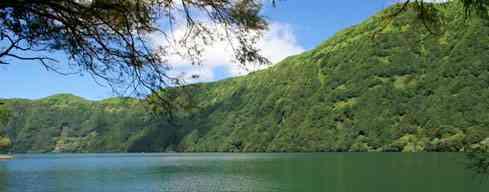 Vuelta al Lago Verde - Sete Cidades