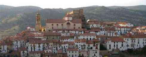 Linares de Mora - Fuente del Tajo