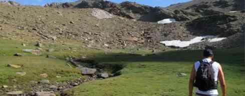 Refugio Poqueira - Mulhacén - Hidroeléctrica