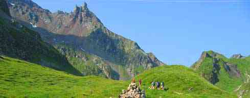 Chalet Nant Borrant - Refugio de Mottets