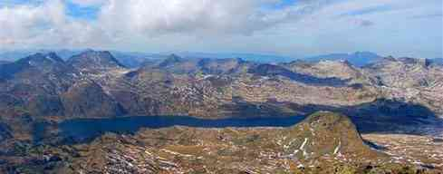 Col de Puymorens -  Lago de Lanós