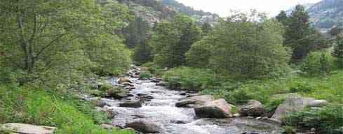 Queralbs - Valle de Nuria