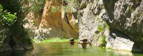Cauce del Río Villahermosa