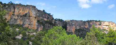 Refugio de La Mussara - Mont-Ral - Refugio de La Mussara