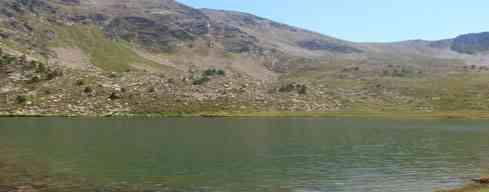 Lago de Siscaró