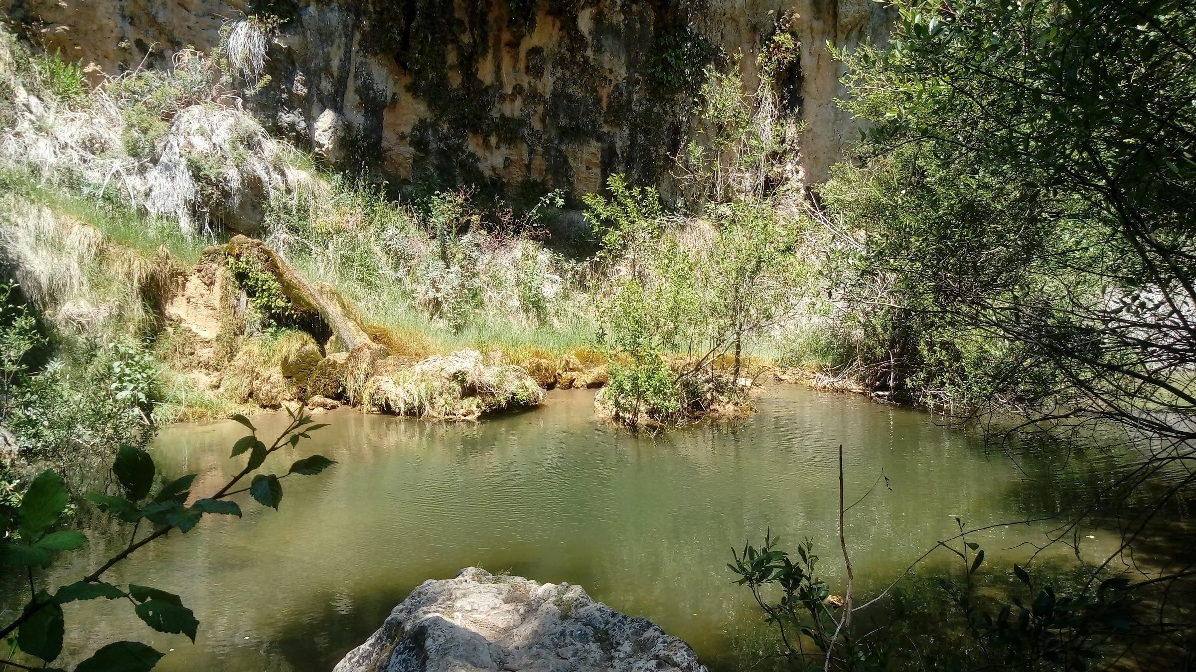 Ruta Molata de Charán y Arroyo de Hondares