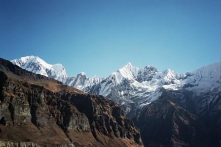 Santuario de los Annapurnas