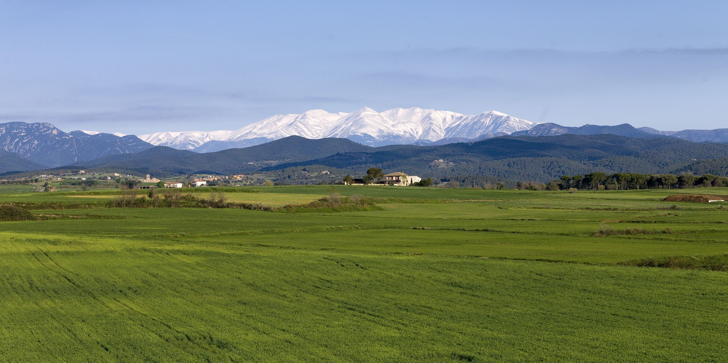 GR en la provincia de Girona