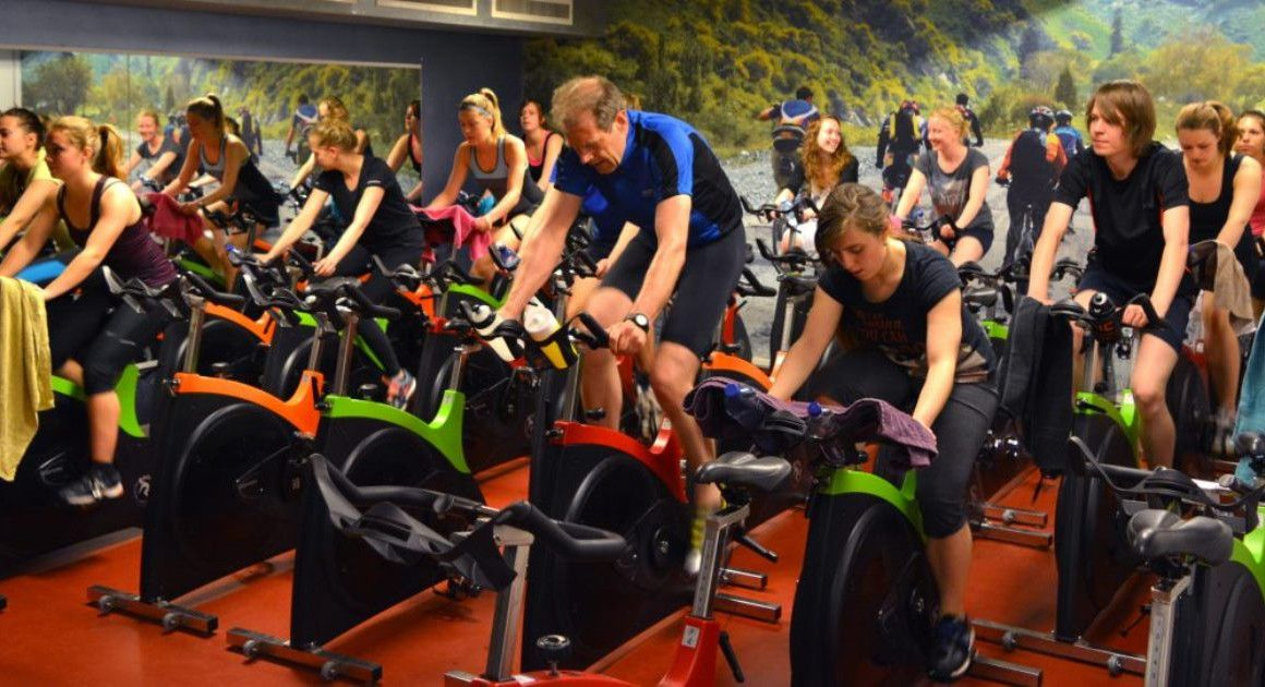 Spinning (Cycling)