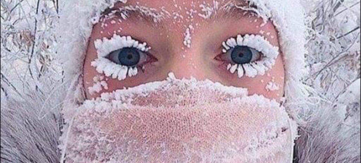 Oymyakon, el segundo lugar más frío del planeta