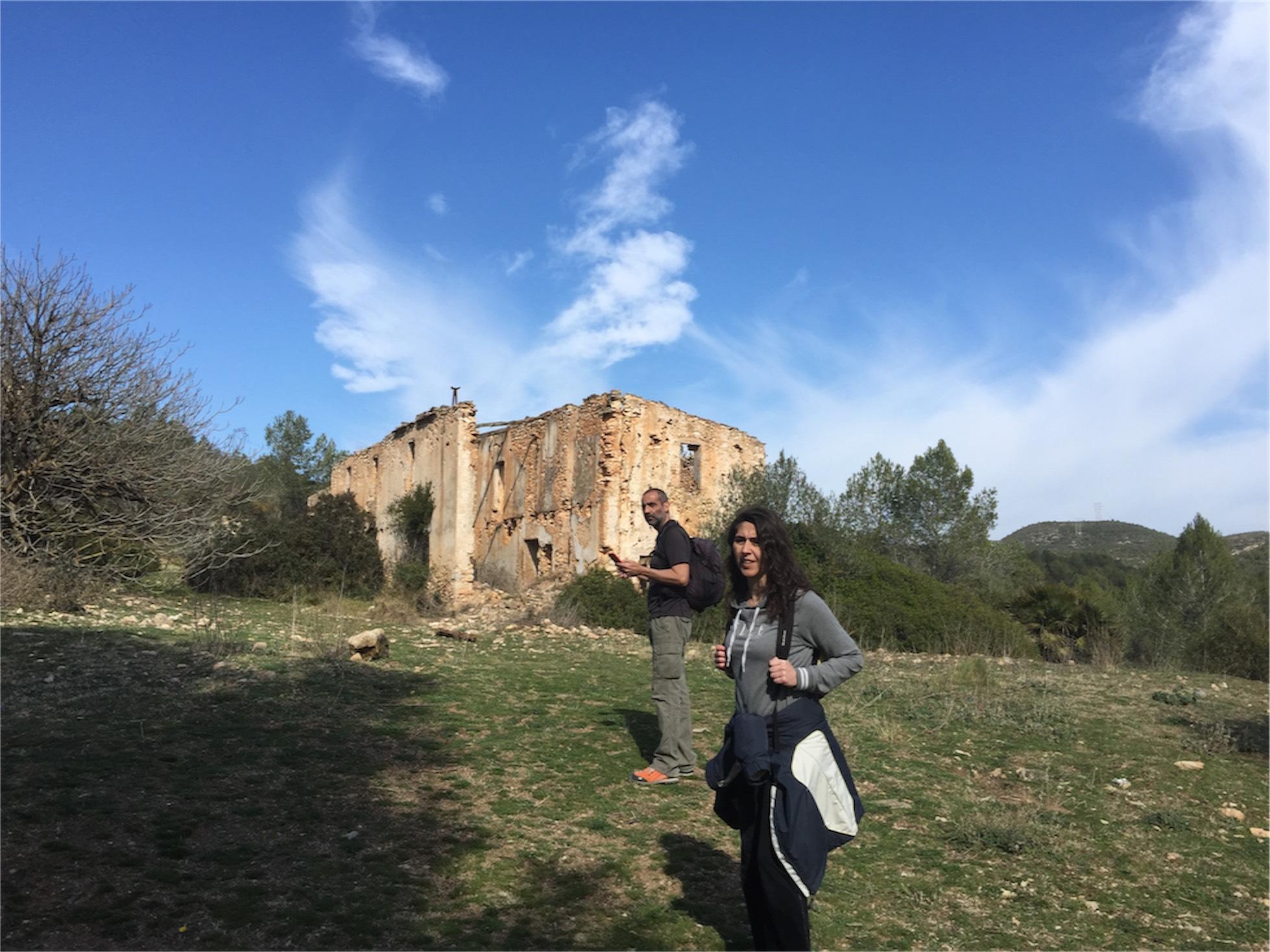 Senda de los Miradores - Garraf