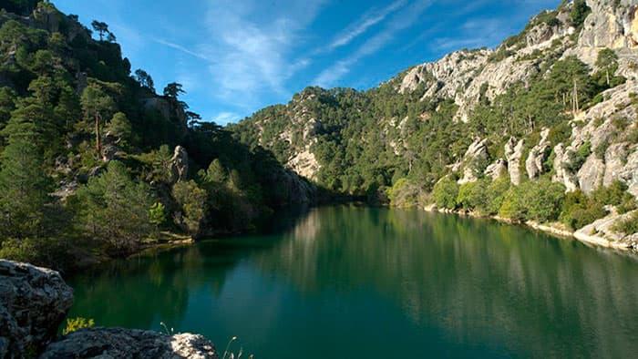 río Borosa y la Laguna de Valdeazores