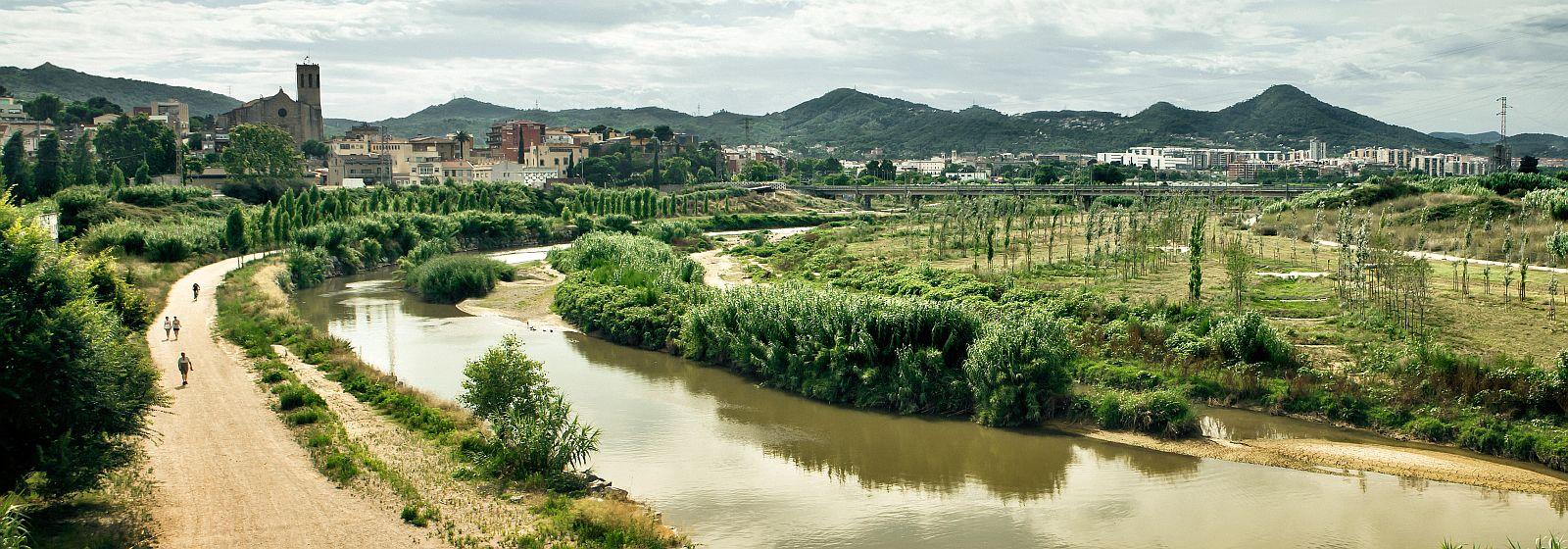 Besòs al Llobregat