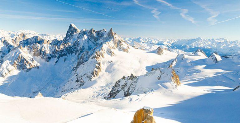 La conquista del Mont Blanc