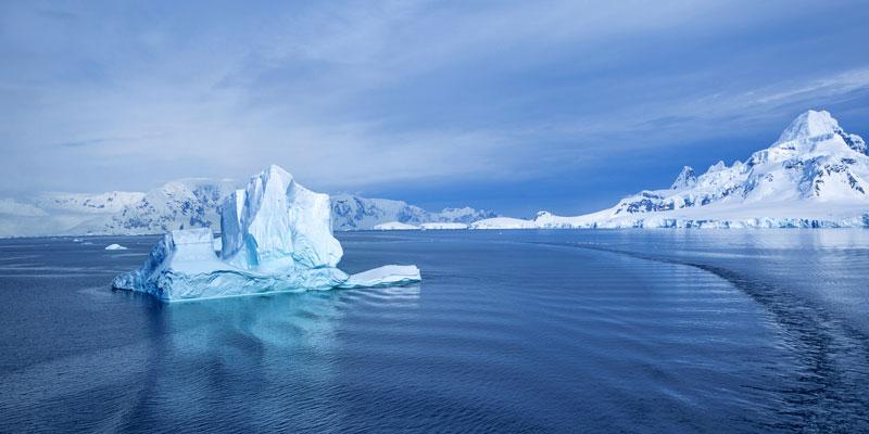 Misión Antártida – Xavier De Le Rue