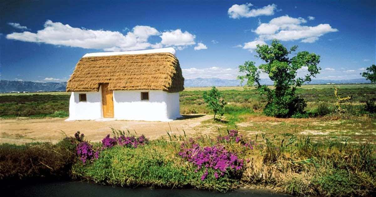 Casa Típica Delta del Ebro