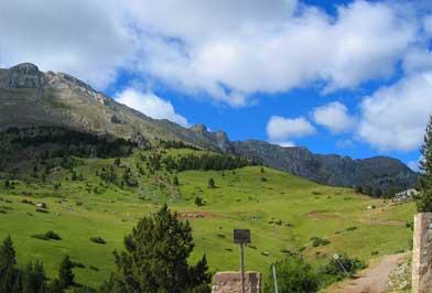 Pirineos catalanes (Lleida)