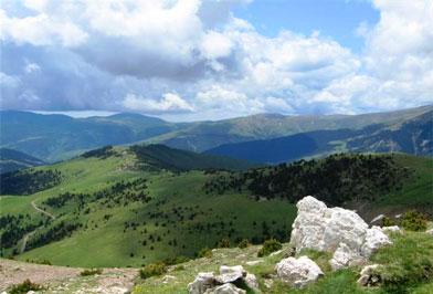 GR 2 - Del Pirineo al Montseny