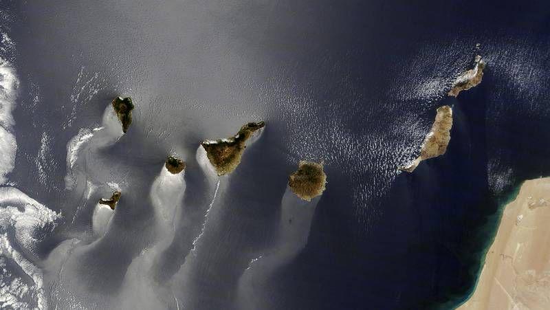 Canarias y la mejor fotografía del año de la NASA