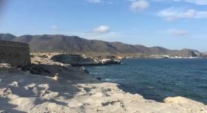 Escullos - Isleta del Moro