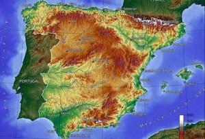 Picos más altos de España