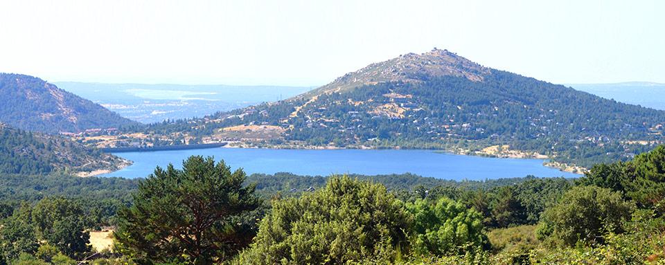 Marielo y la Sierra de Guadarrama