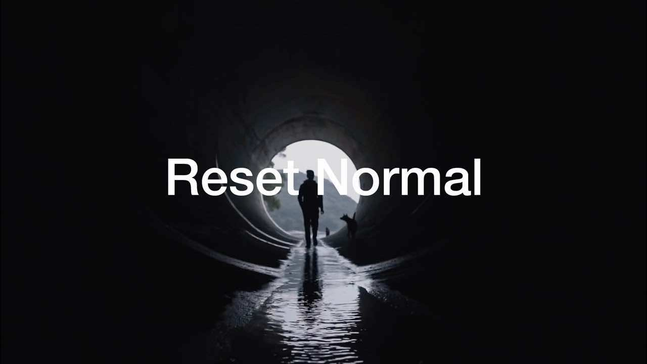 The North Face presentada Reset Normal