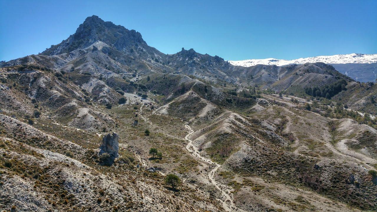 Ascensión al Trevenque