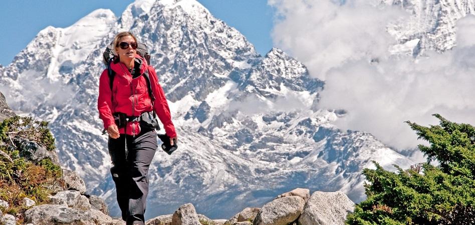 La mejor equipación para senderismo y trekking