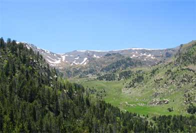 Valles del Perafita y del Madriu