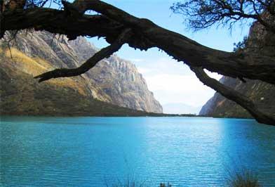 Santa Cruz - Llanganuco
