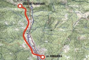 La vía Augusta Romana