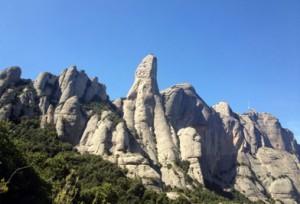 Santa Cecilia a Montserrat